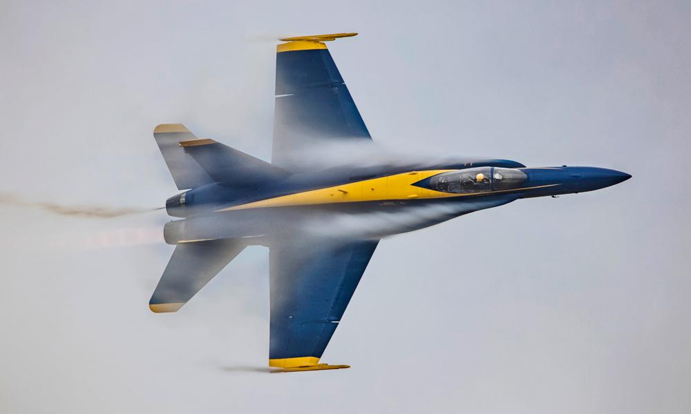 James Madison University - Becoming a Blue Angel