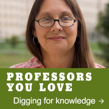 Professors you love - A budding legacy