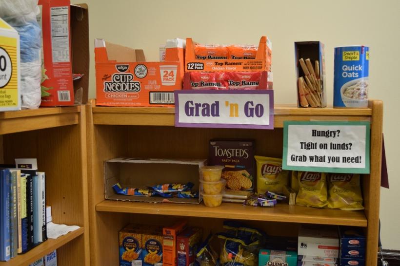 James Madison University - Graduate student life gains ground at JMU