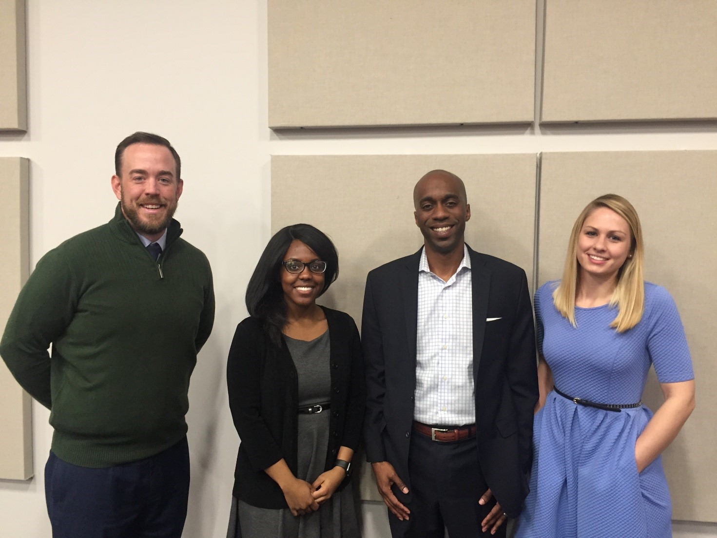JMU alumni Dr. Ross Markle & Dr. Javarro Russell partner with current PhD students to impact the quality of higher education outcomes assessment