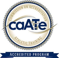Commission on Accreditation Athletic Training Accredited Program