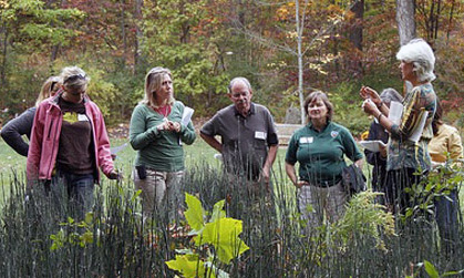 Arboretum Faculty Workshop