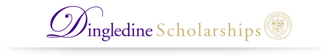 Dingledine Scholarships