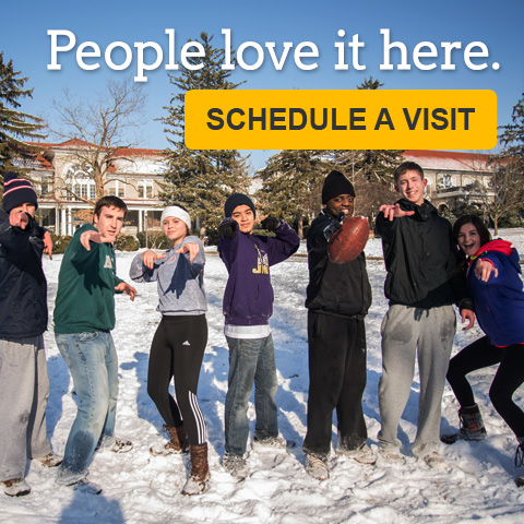 People love it here. Schedule a visit.