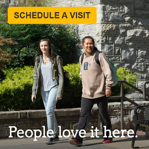 Schedule a visit. People love it here.