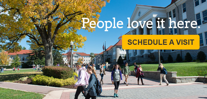 People love it here. Schedule a visit!
