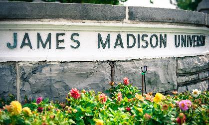 James Madison Sign