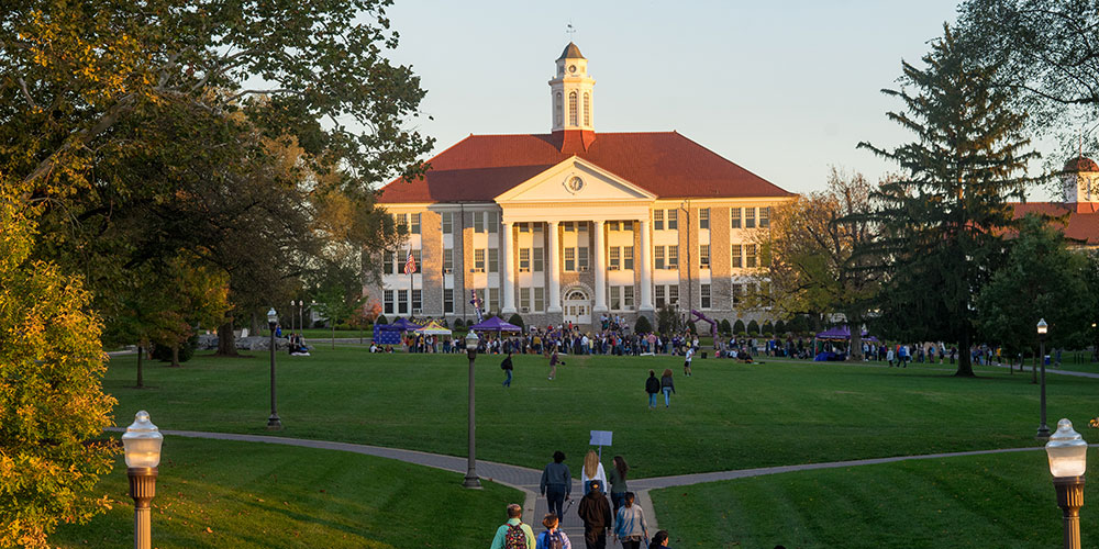 #11 best college campus in America by Business Insider
