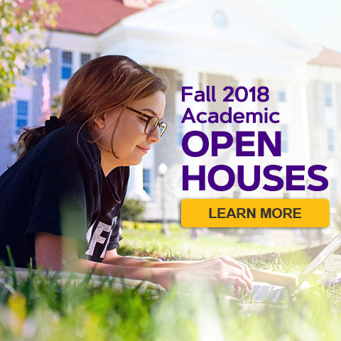 Academic Open Houses
