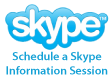 Schedule a Skype session!