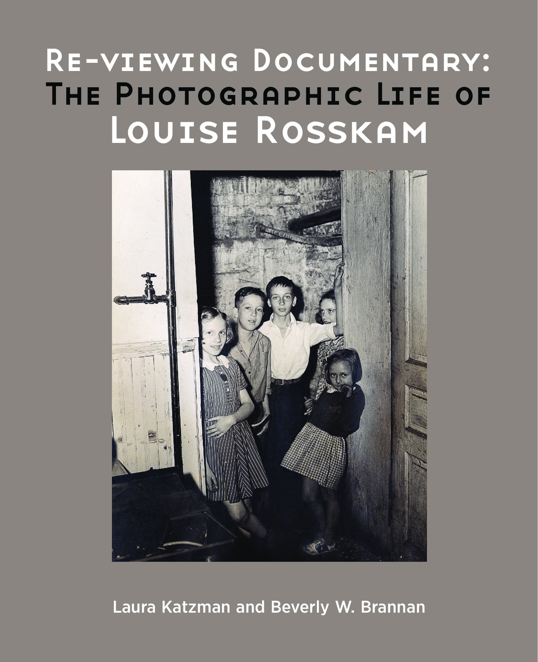 Rosskam book cover by Laura Katzman