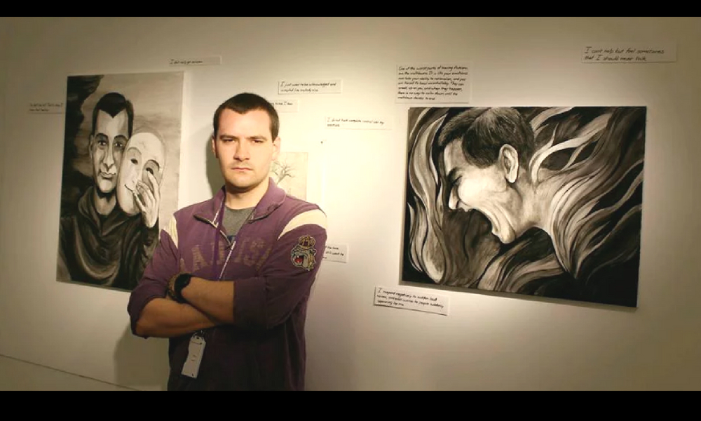 Work from the Autism Perspective exhibition