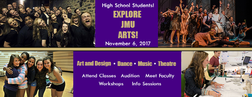 Explore JMU Arts