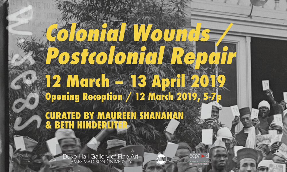 Colonial Wounds
