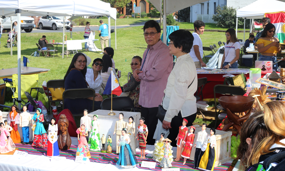 Harrisonburg International Festival Lead