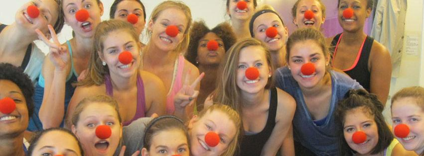 London Intensive Clown Noses