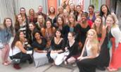 Dance Students Experience Total Artistic Immersion in London