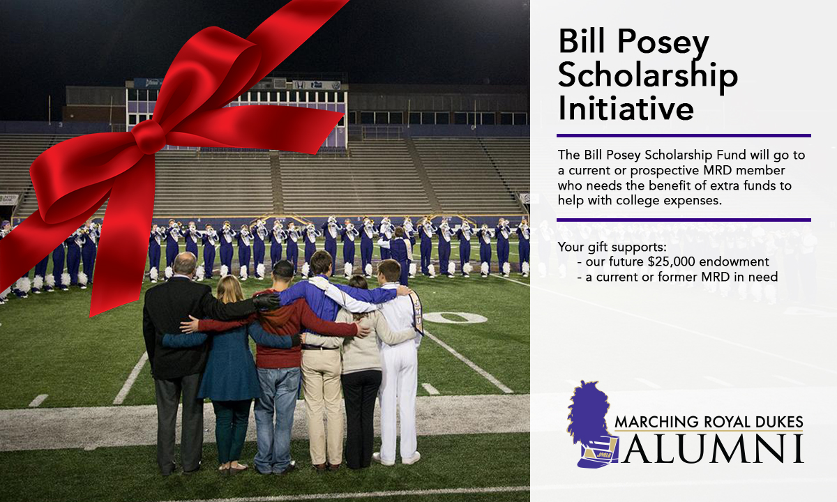Give to the Bill Posey Scholarship Fund