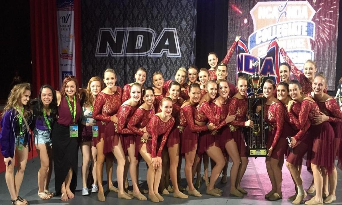 Dukettes Win the National Title at NDA