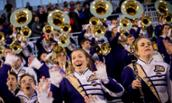The Marching Royal Dukes bring amped-up programs to campus