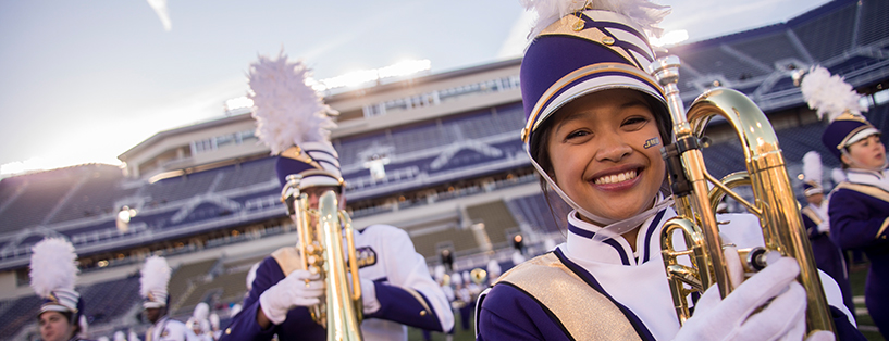 James Madison University - Prospective Marching Royal Dukes