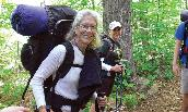 Kate Kessler gives students a taste of the Appalachian Trail