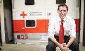 Jon McNamara, director of the American Red Cross in Richmond, Va.