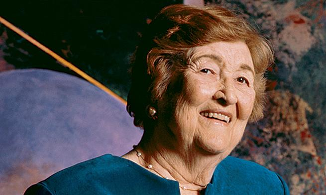 Elizabeth Gauldin ('50), Space Scientist and Pioneer, recognized as noticeable Madison alum