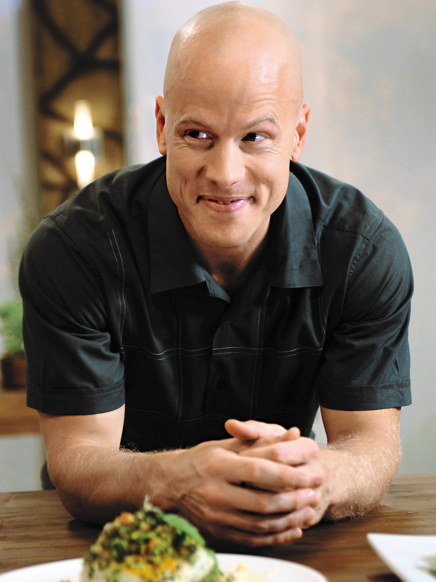 Nathan Lyon ('94) competes on the Food Network