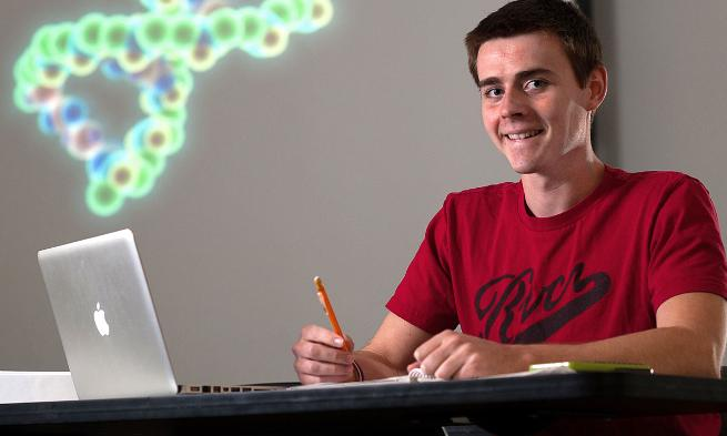 Michael Rudloff ('15), Huber Learning Community