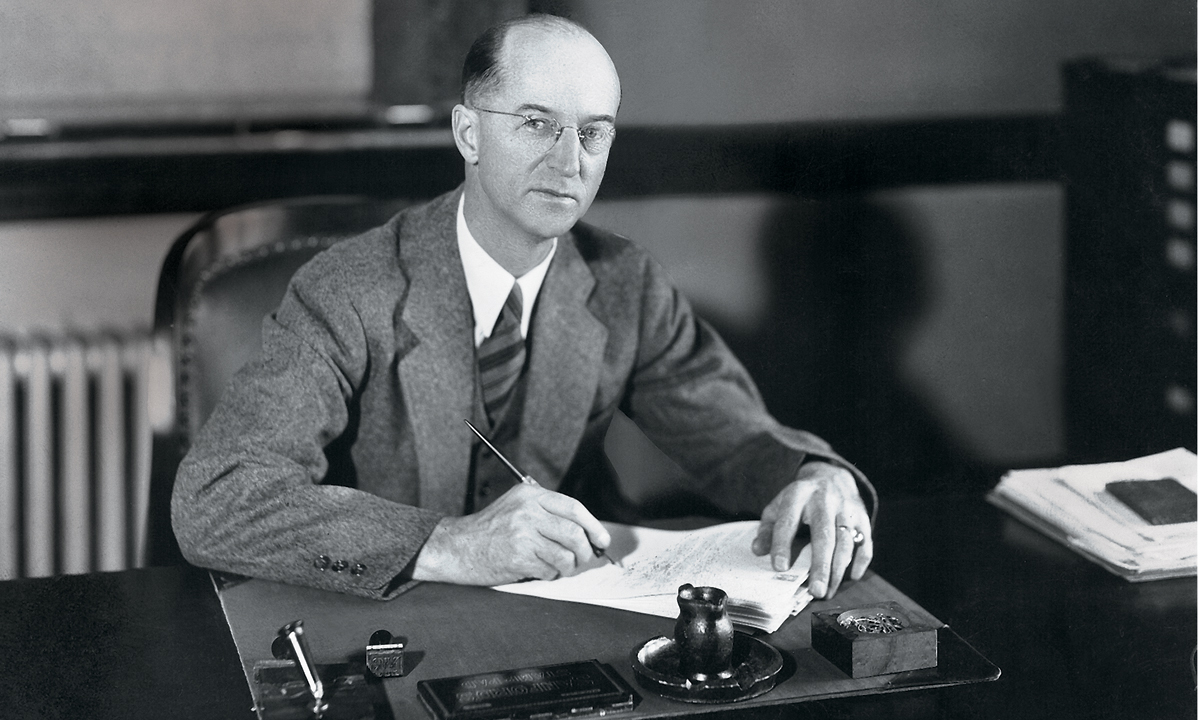 On Sept. 1, 1919, Samuel Page Duke began a tenure that would span three decades.
