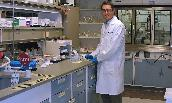 Erik Stang working at Bristol-Myers Squibb