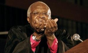 Desmond Tutu's visit to JMU campus