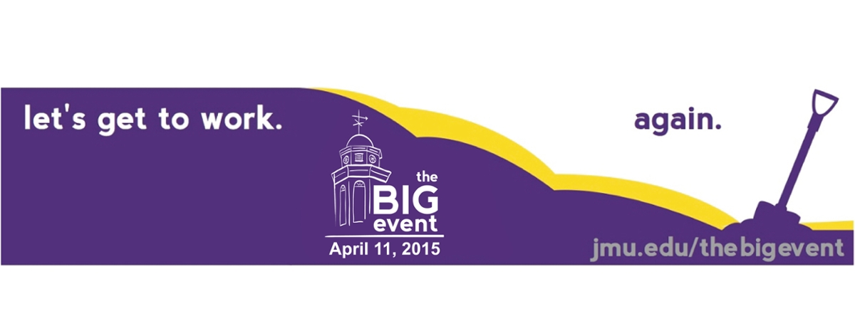 Image: Welcome to the Big Event 2015!