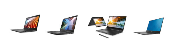 2018 Dell Laptop Lineup