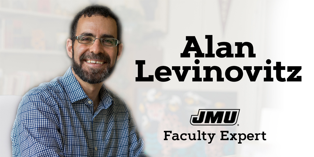 JMU Faculty Expert: Alan Levinovitz