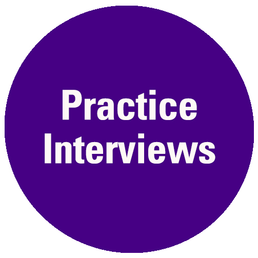 Having a chance to practice interviewing will improve your performance ...