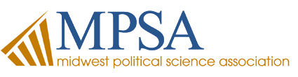 Midwest political science association logo