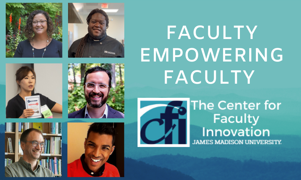CFI : Faculty empowering faculty