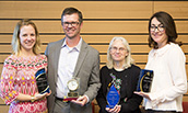 PHOTO: 2017 CHBS Faculty Awards