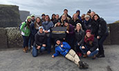 thumbnail of JMU students in ireland