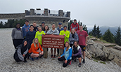 Kinesiology at Mt. Mitchell