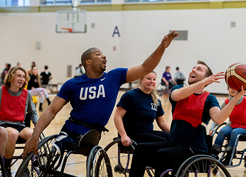 Inclusive Recreation in Action