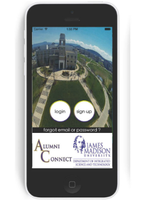 Mobile app connects ISAT alumni