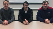 Students Develop App to Connect with Alumni