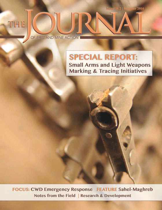 The Journal of ERW and Mine Action Issue 18.2