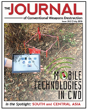 The Journal of Conventional Weapons Destruction Issue 20.2