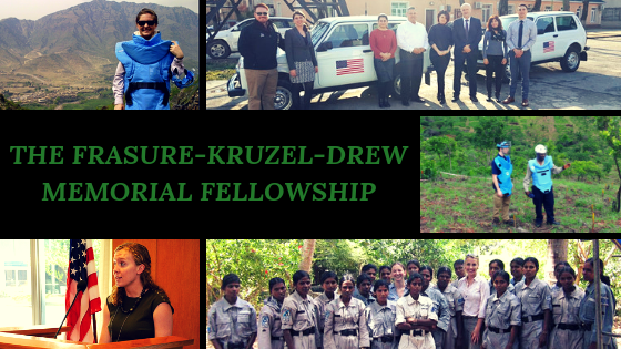 Collage of FKD Fellowship experiences