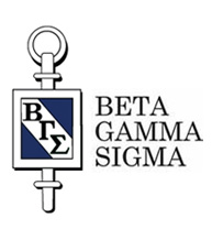 Beta Gamma Sigma seal