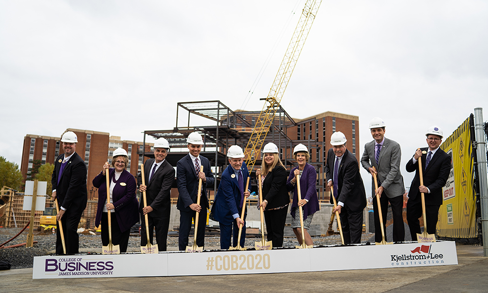Learning Complex Groundbreaking - October 26, 2018